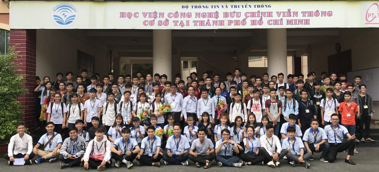 Khoa Viễn Thông – Học viện Công Nghệ Bưu Chính Viễn Thông Cơ Sở Tại TP. Hồ Chí Minh