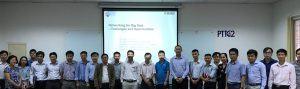 Hội thảo khoa học về dữ liệu lớn do Đại Học Deakin, Úc trình bày