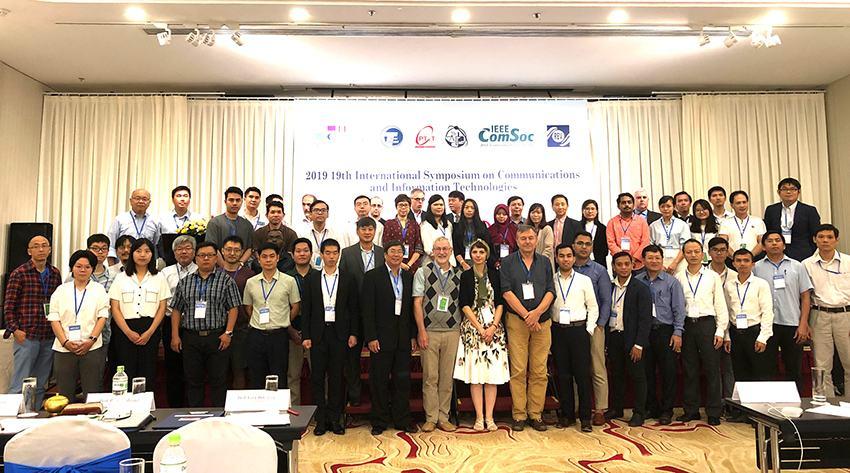 Học viện cơ sở đồng tổ chức thành công hội nghị quốc tế ISCIT 2019