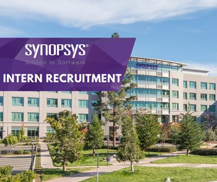 Công ty Synopsys tuyển dụng thực tập